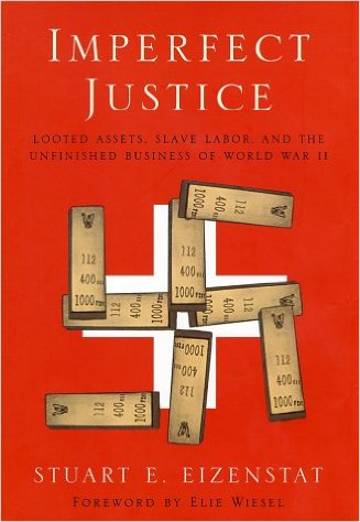 Imperfect Justice book cover